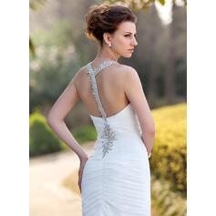 mãe ocasional dos vestidos de noiva