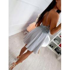 silver gray homecoming dresses