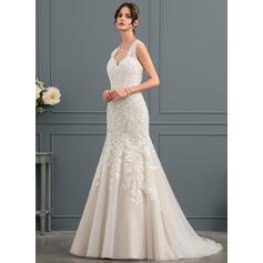 grande taille robes de mariée pas cher