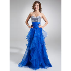 dark royal blue mermaid prom dresses