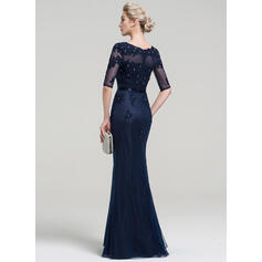 evening dresses one sleeve
