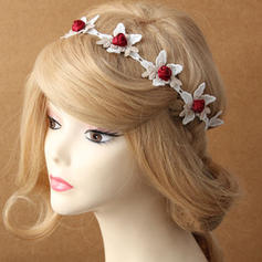 "Headbands Special Occasion/Casual Lace 16.14""(Approx.41cm) 2.17""(Approx.5.5cm) Headpieces"