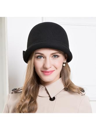 Wool Bowler/Cloche Hat Lovely Ladies' Hats