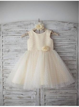 gold flower girl dresses for wedding