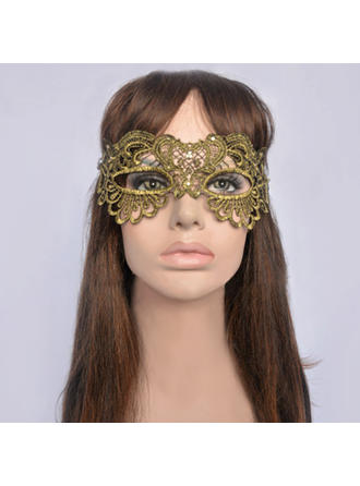 Fashion Alloy Masks (Sold in single piece)