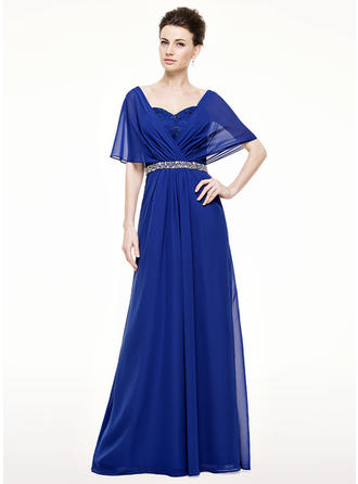A-Line/Princess Chiffon Newest Sweetheart Mother of the Bride Dresses