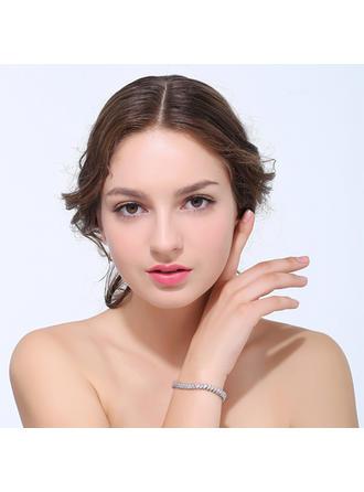 Romantic Zircon Ladies' Bracelets