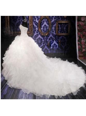 boho maxi wedding dresses