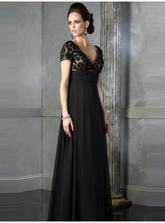Floor-Length Cocktail Dresses