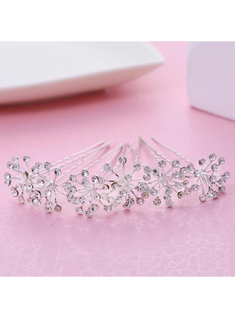 Hairpins Wedding/Party Alloy Beautiful Ladies Headpieces