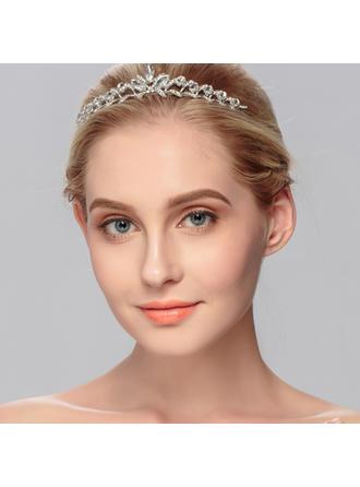 "Tiaras Wedding Rhinestone/Alloy 1.18""(Approx.3cm) Beautiful Headpieces"