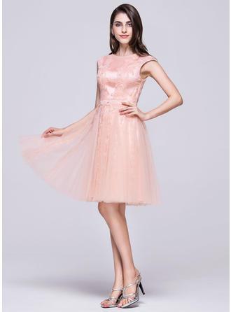 homecoming kjoler lyseblå