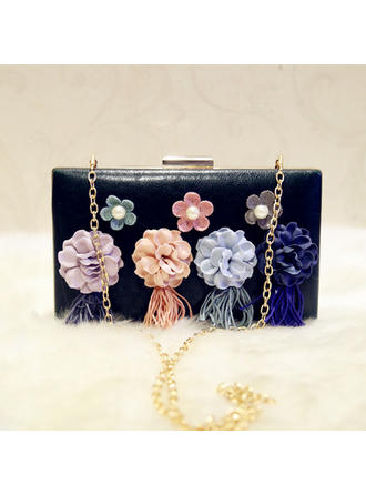 "Clutches Wedding/Ceremony & Party PU Charming 7.87""(Approx.20cm) Clutches & Evening Bags"