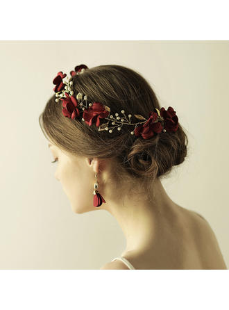 Elegant Alloy Headbands (Sold in single piece)