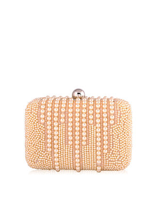 "Clutches Wedding/Ceremony & Party Pearl Attractive 5.51""(Approx.14cm) Clutches & Evening Bags"