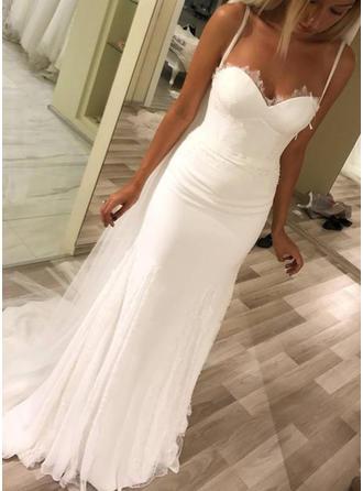ballerina length wedding dresses