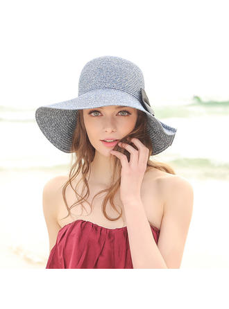 Raffia Straw Floppy Hat Gorgeous/Elegant Ladies' Hats