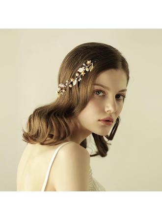 Elegant Alloy/Plastic Headbands (Sold in single piece)