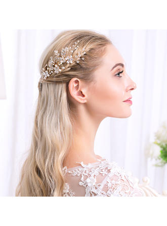 "Hairpins Wedding/Special Occasion/Party Alloy 2.36""(Approx.6cm) 4.72""(Approx.12cm) Headpieces"