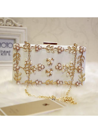 "Clutches Wedding/Ceremony & Party Alloy Charming 7.87""(Approx.20cm) Clutches & Evening Bags"