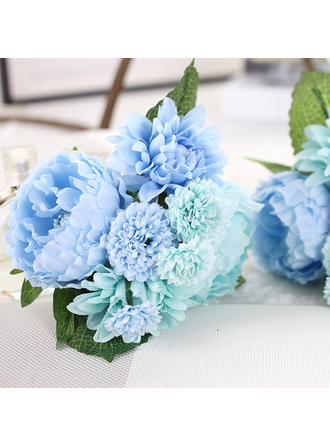 "Bridesmaid Bouquets/Decorations Free-Form Wedding Fabric 10.63""(Approx.27cm) Wedding Flowers"