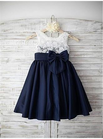vintage feather flower girl dresses