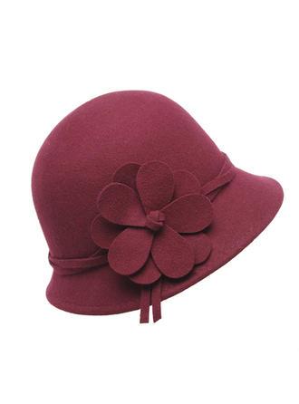 Wool Bowler/Cloche Hat Beautiful Ladies' 55-57 Hats