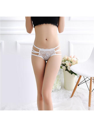 Panties Casual/Wedding/Special Occasion Bridal/Feminine/Fashion Nylon Sexy Lingerie