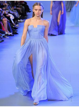 Prom Dresses With Pleated