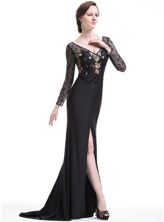 evening dresses for plus size uk