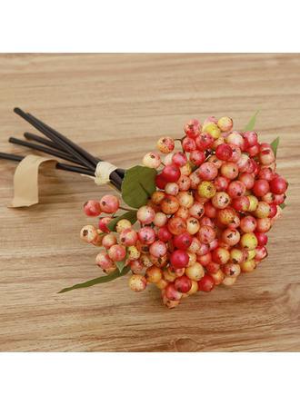 "Bridal Bouquets Free-Form Wedding/Party Plastic 11.02""(Approx.28cm) Wedding Flowers"