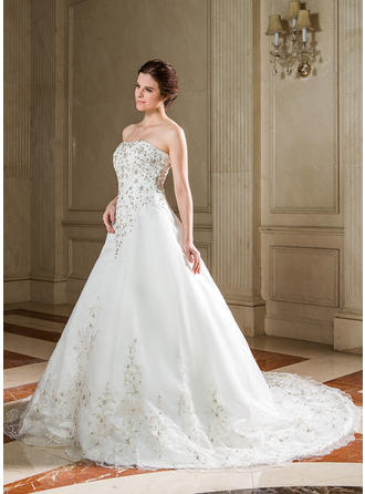 ballet length wedding dresses ireland