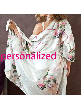 Sleepwear Casual/Wedding/Special Occasion Bridal/Feminine/Fashion Nylon Romantic Lingerie (041193304)