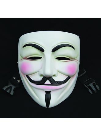 Spesielle Stoff Masker (Selges i ett stykke)