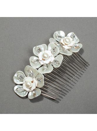 "Combs & Barrettes Wedding/Special Occasion/Party Rhinestone 2.36""(Approx.6cm) 1.97""(Approx.5cm) Headpieces"