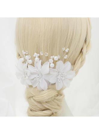 Belle Alliage/Perles d'imitation/Tulle Bandeaux