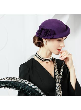 Wool Bowler/Cloche Hat 53-58 Hats