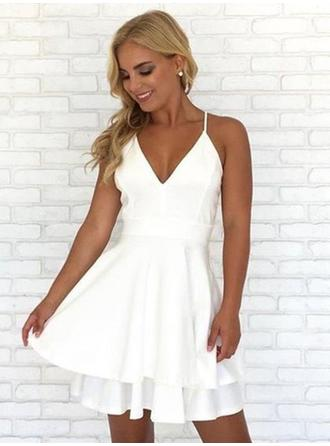 cute cheap plus size homecoming dresses