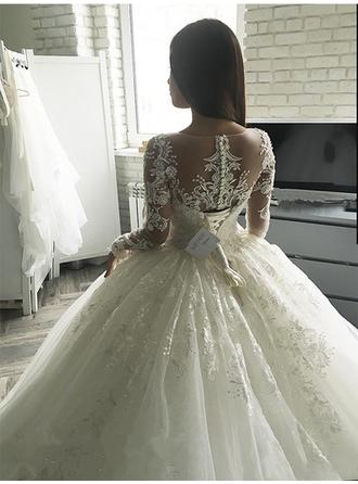 chiffon wedding dresses for bride 2021