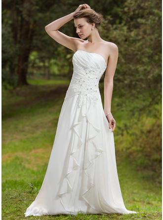 beachy wedding dresses 2020