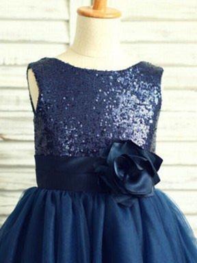 champagne flower girl dresses size 16