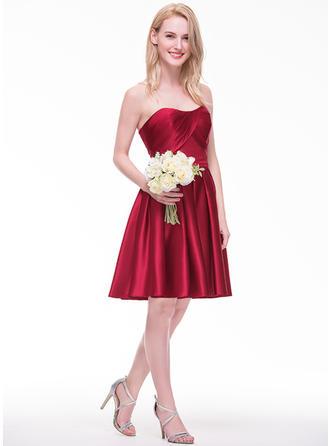 sweetheart mermaid bridesmaid dresses