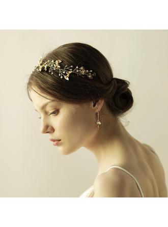 """Stirnbänder Hochzeit/besondere Anlässe/Party/Kunstfotografie Legierung 12.99""""(Ungefähre 33cm) 1.97""""(Ungefähre 5cm) Kopfschmuck"""