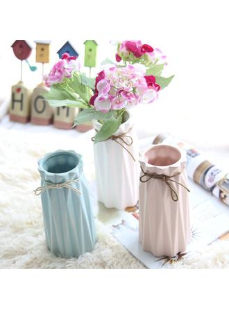 """Vases Free-Form Wedding/Party/Casual Ceramic 7.09""""(Approx.18cm) Wedding Flowers"""