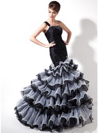 prom dresses tight mermaid