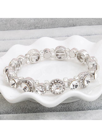 Bracelets Alloy Ladies' Charming Wedding & Party Jewelry