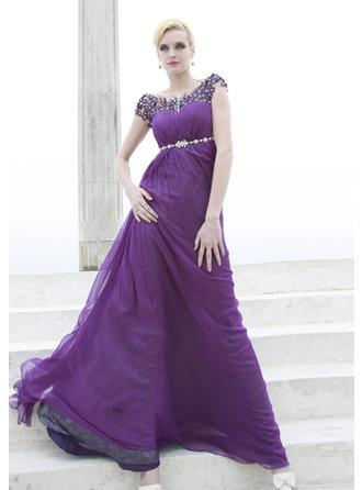 Floor-Length Homecoming Dresses