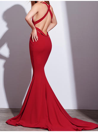 evening dresses for apple shaped petite woman