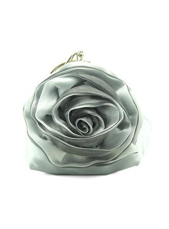 Handtaschen/Wristlet Taschen Hochzeit/Zeremonie & Party/Lässige & Einkaufen Kristall / Strass Stutzen Verschluss Attraktiv Clutches & Abendtaschen
