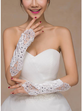 Lace Ladies' Gloves Bridal Gloves Fingerless 30cm(Approx.11.81inch) Gloves